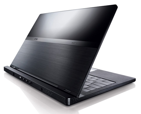 Dell Adamo Onyx Laptop