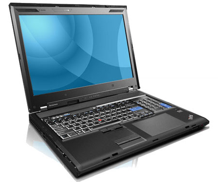 Lenovo Thinkpad W700 Netbook