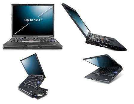 Lenovo Thinkpad X60 Laptop