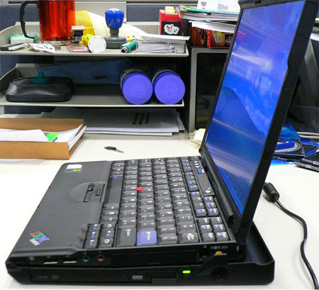 Thinkpad X6 Ultrabase